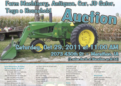 Hansen Auction